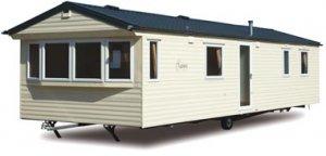 static caravan windows